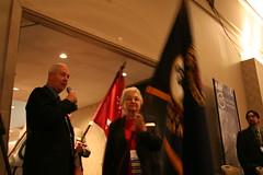 Michigan Municipal League 2010 Convention Parade of Flags Bill Mathewson