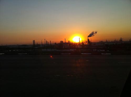sunrise houston 2010