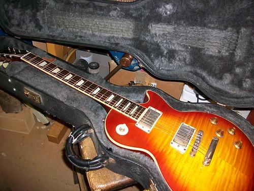 broken guitar neck graham parker luthier. Black Bedroom Furniture Sets. Home Design Ideas