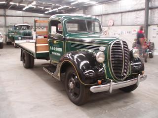 1938 Ford 85 V8 truck