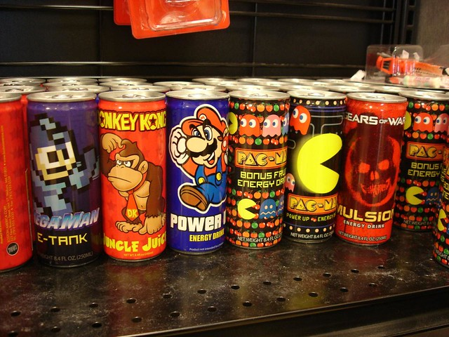 Pac Energy Drink