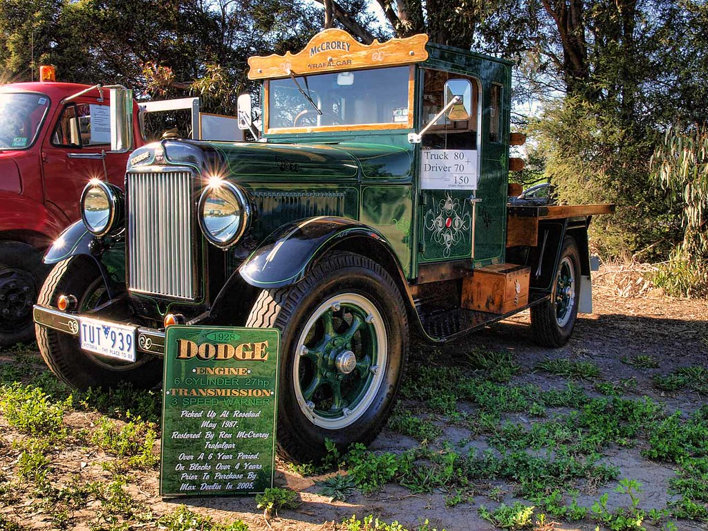 1928 Dodge Brothers Truck