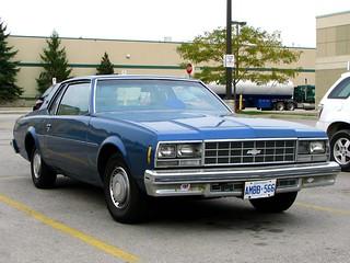 Chevy Impala Coupe