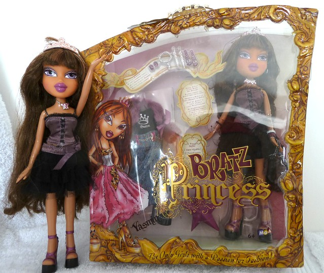 bratz princess yasmin doll flickr photo sharing