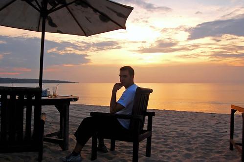 Atardecer en Bali