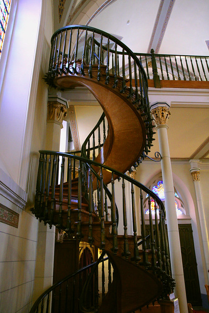 Mystery Staircase Flickr Photo Sharing