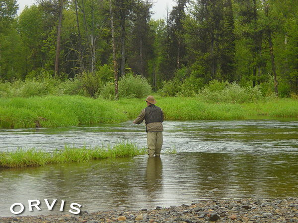 Orvis fly fishing contest spring rain opportunity for Fly fishing competitions
