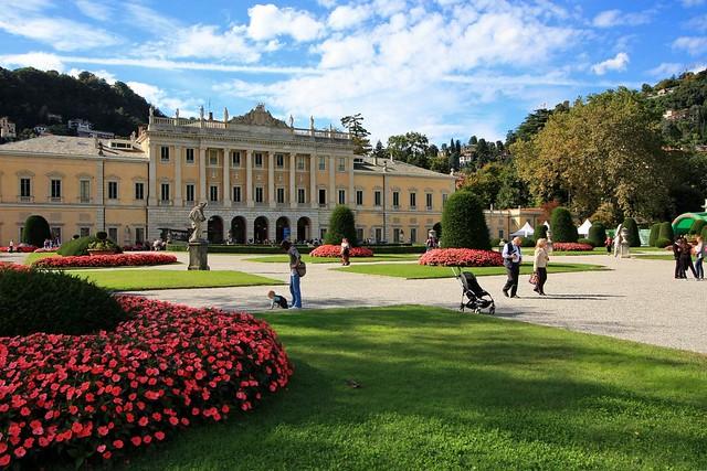 Un Pomeriggio a Villa Olmo