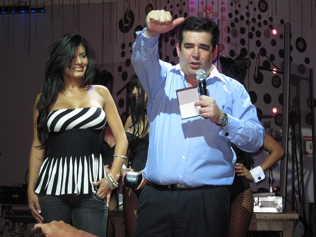 The Medellin playmate is announced