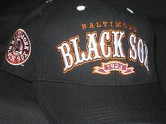 Baltimore Black Sox Cap ($25)