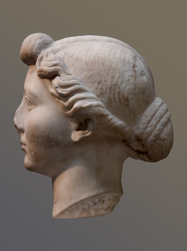 Livia: British Museum (L: Profile)
