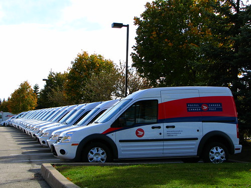 Canada Post's New Fleet