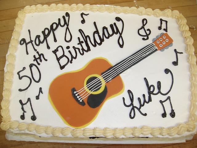 Slab Birthday Cakes