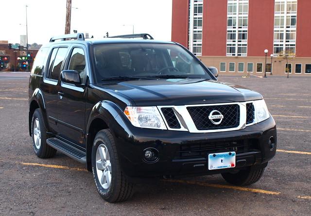 2011 Nissan Pathfinder 3