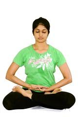 Yoga Postures : Siddhasana