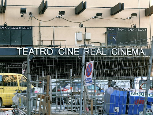 La realidad del Real Cinema/The reality of the Real Cinema