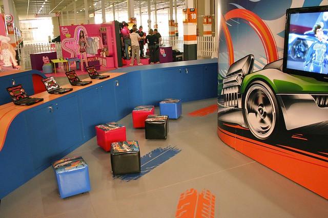 Arena Mattel