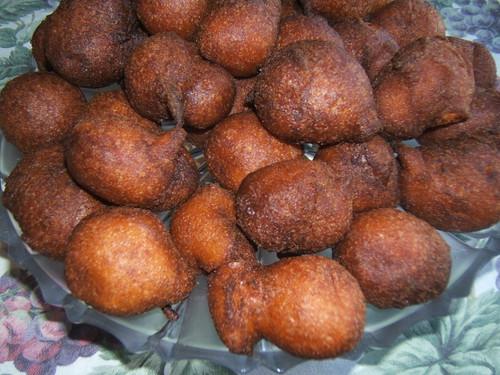 Mikate ou beignets congolais