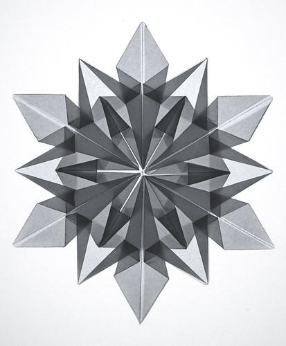 Snowflake Paper Snowflake 6 Photos 420