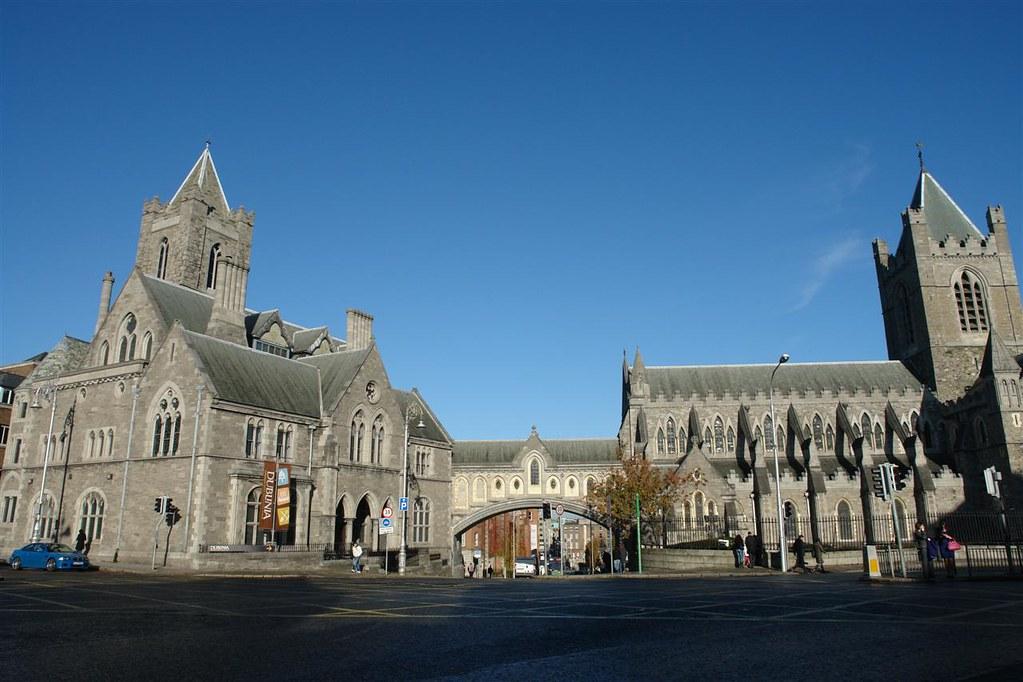 Qué visitar en Dublín en un día: Christ Church qué visitar en dublín en un día - 5175365689 e93c9301c7 b - Qué visitar en Dublín en un día