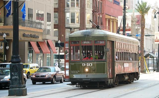 Charlotte streetcar project