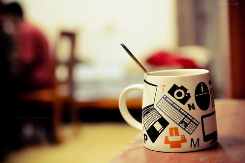 macro nikon dof mug 365 project365 d5000