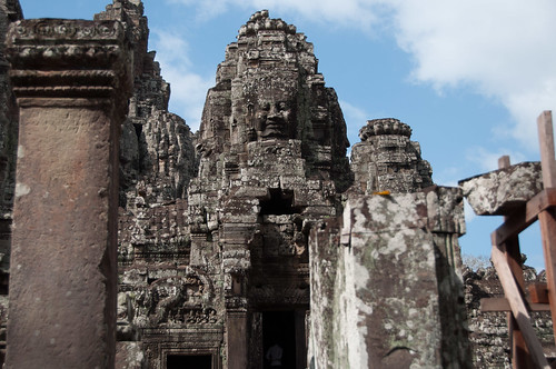 Faces of Bayon II