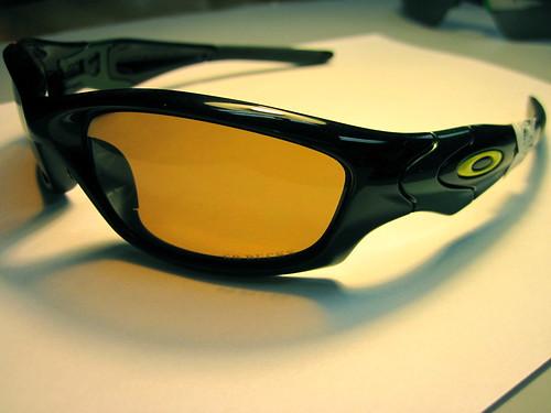 Go ducks oakley custom polarized sunglasses the caddis for Oakley polarized fishing sunglasses