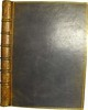 Binding and spine of Marchesinus, Johannes: Mammotrectus super Bibliam