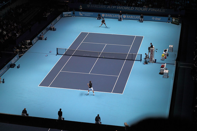 ATP World Tour Finals, O2 Arena, London