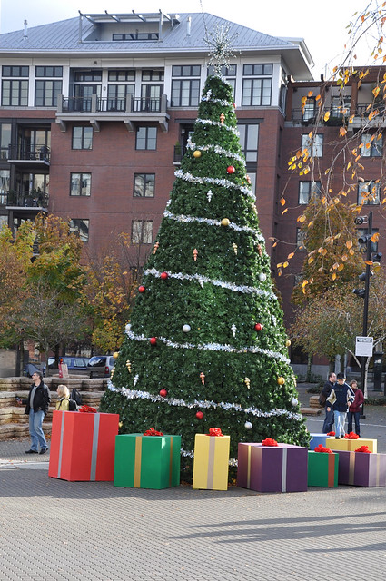 Jamison Square Christmas Tree