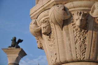 Obrázek Capitello u Provincia di Venezia. venice venise venezia sanmarco