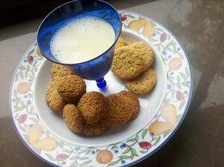 Gluten-free lavender lemon cookies