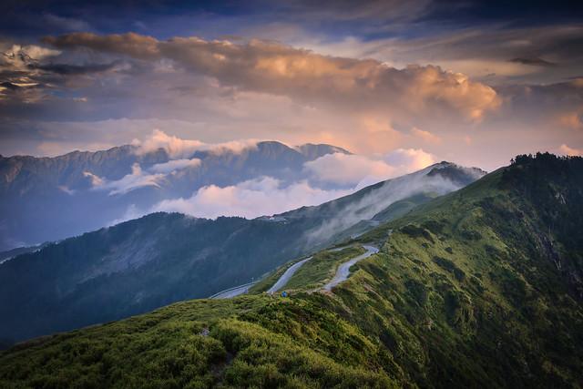 Mountain Hehuan合歡山