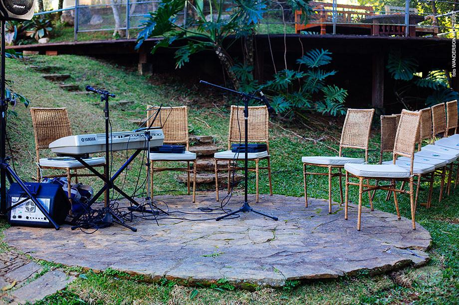 Fotos do evento CASAMENTO LUIZA E BRENO em Buffet