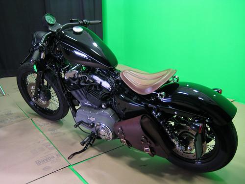 Harley Davidson Nightster 1