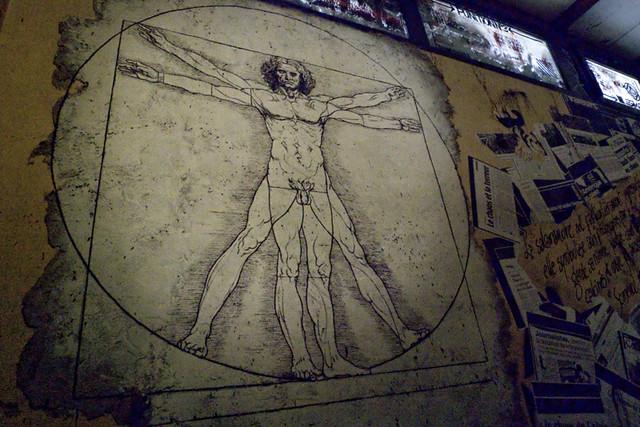 L'Homme de Vitruve, Ecce Homo P1050058