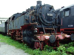 Bavarian Railway Museum, Nördlingen