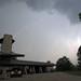 Lightning over Garner Park