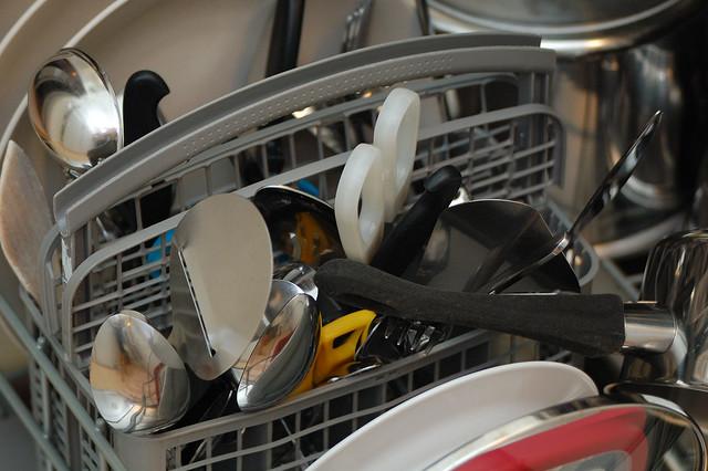 Dishwasher, the best machine at home.