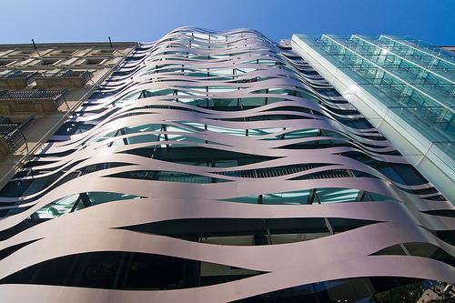 Suites avenue barcelona spain 2003 2009 jos miguel for Ave hotel barcelona madrid