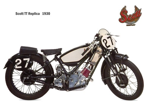 Scott TT Replica 1930