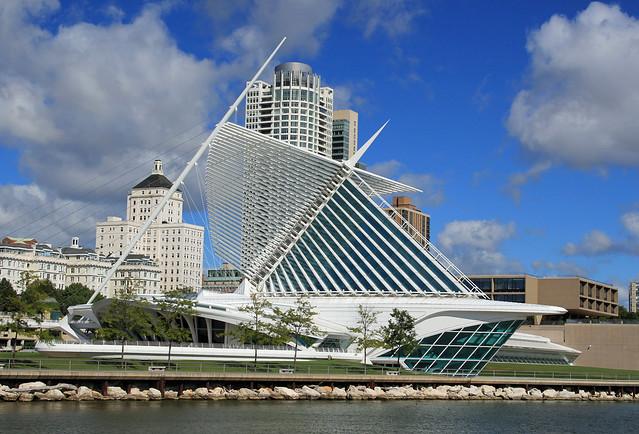 Milwaukee art museum flickr photo sharing for Craft fairs milwaukee wi