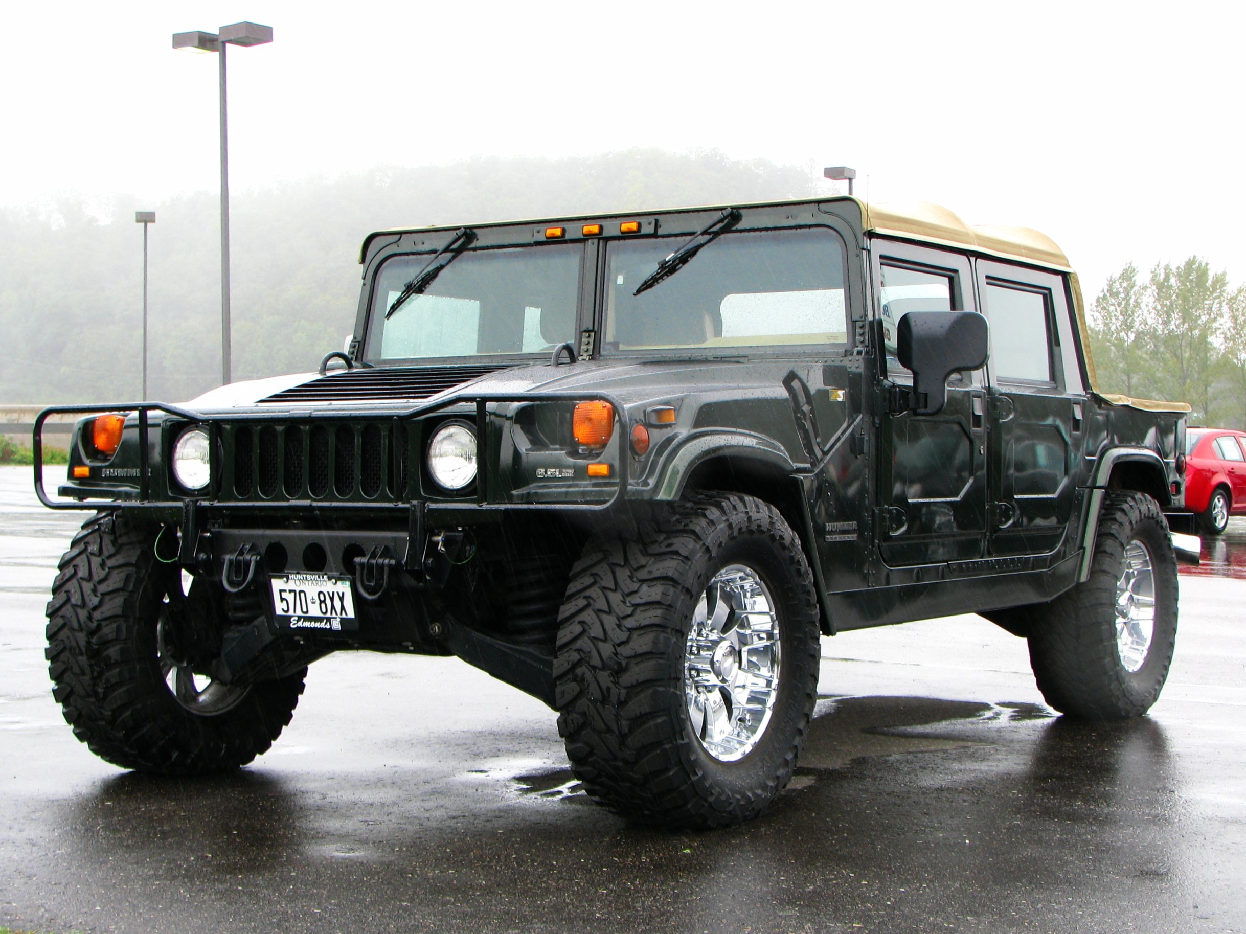 Hummer (H1) Convertible | Flickr - Photo Sharing!