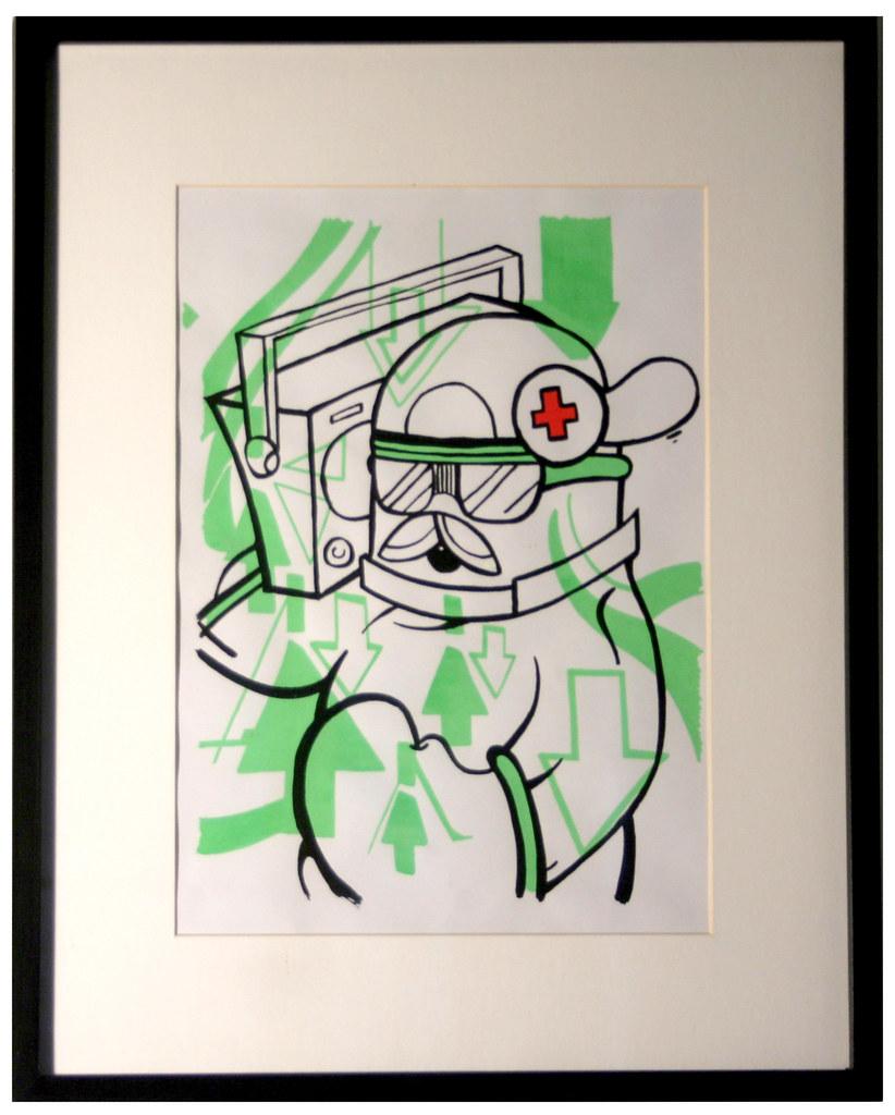 """Hospital, """"El chofer"""""""