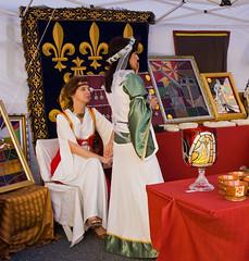 Fête Médiévale_Lady Merchants