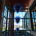 Chihuly Chandelier at the Entrance Hall of Lokey Stem Cell Research Building, Stanford School of Medicine by Jun Seita