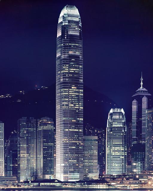 Hong Kong #107 -drumscan