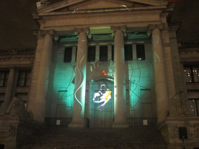 Project Nightfire | Vancouver Art Gallery