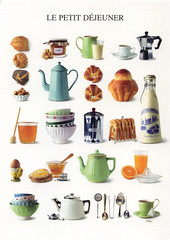 Nouvelles images a set on flickr for Set petit dejeuner porcelaine